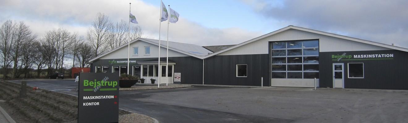 Bejstrup Maskinstation A/S