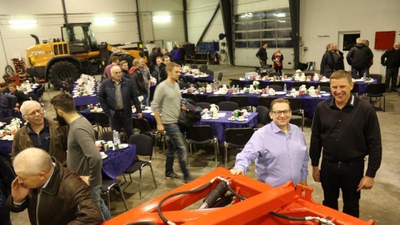 Vesthimmerland Maskinstation Forsætter succesen med kunde-aftener, for femte år i træk.