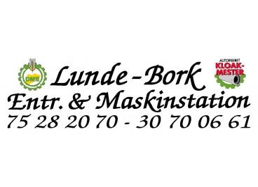 Lunde Entreprenør og Maskinstation