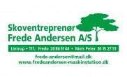 Skoventreprenør Frede Andersen A/S