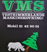 Vesthimmerlands Maskinskovning Aps