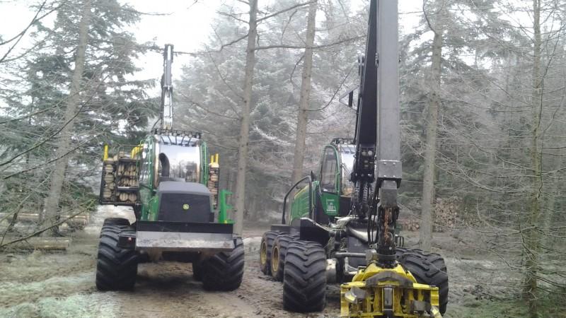 Vores nyeste maskiner.